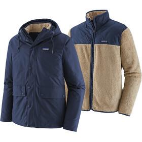 Patagonia Isthmus 3 in 1 Jacket Men new navy